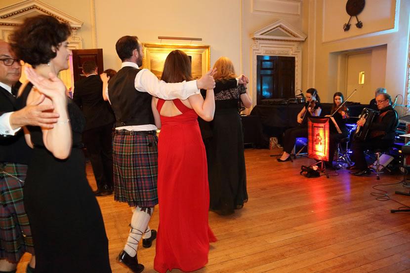 Frank Reid Scottish Dance Band